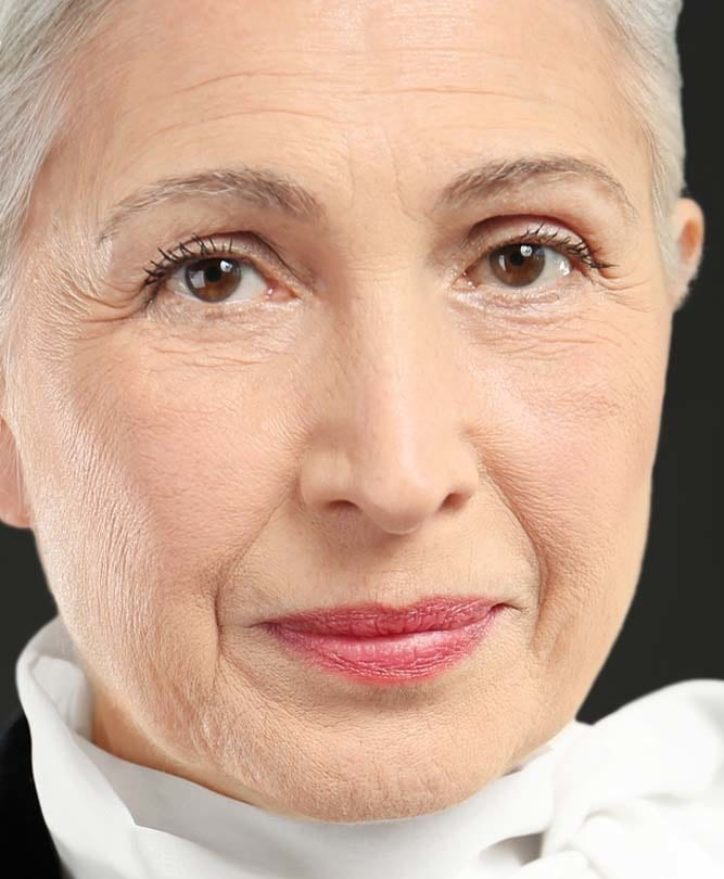 Ageing Face - Face Condition Refresh