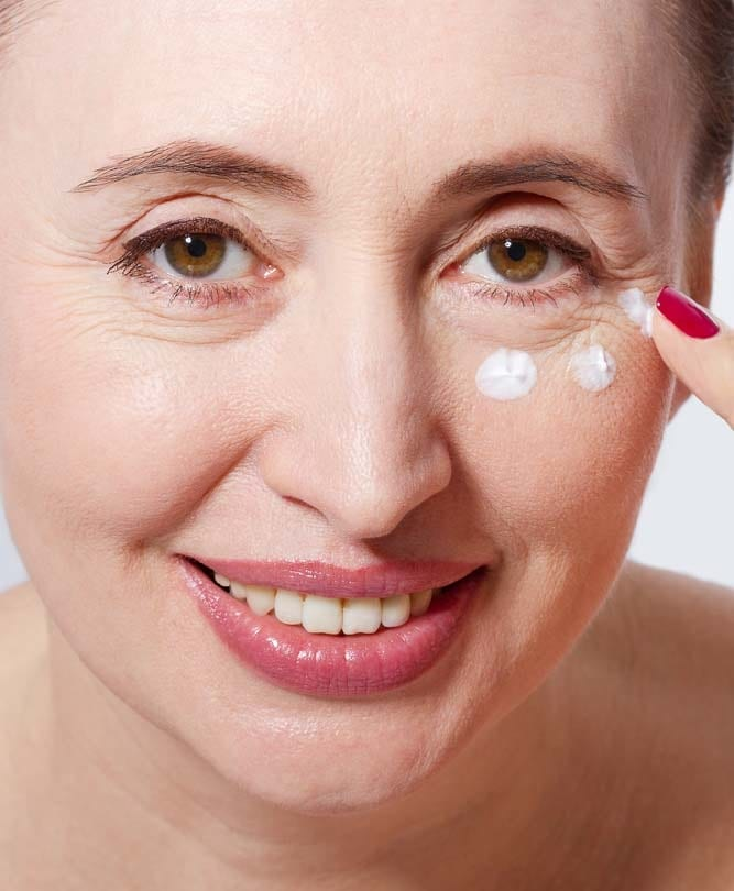 Eyebags Heavy Droopy Eyelids - Face Condition Refresh